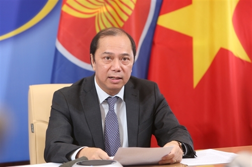 ASEAN events and summits under Vietnams chairmanship year might be conducted online: diplomat