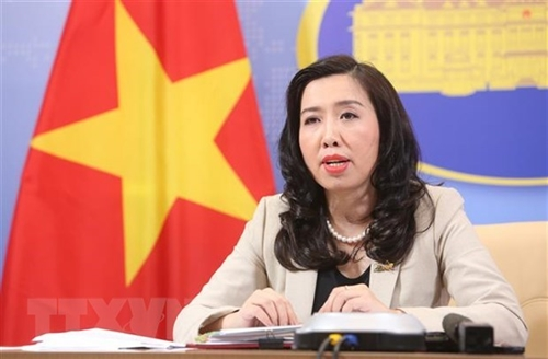 Foreign Ministry spokeswoman speaks about support for Vietnamese abroad to return home
