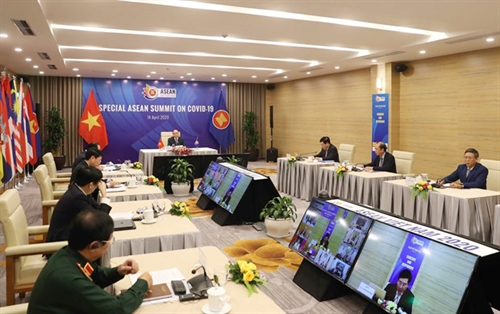 ASEAN 2020: ASEAN promotes cooperation in COVID-19 response