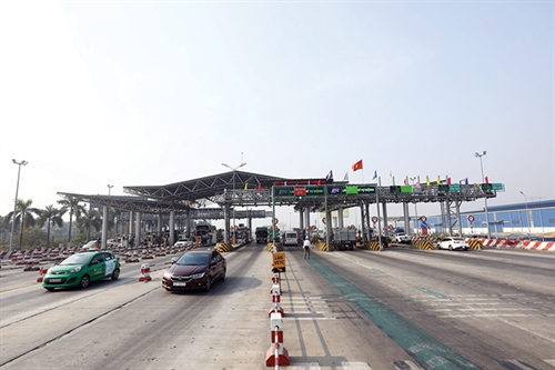 Non-stop toll collection to be implemented nationwide