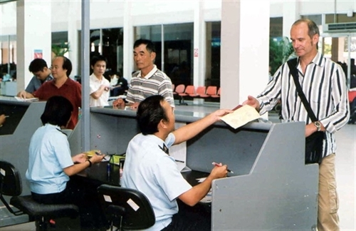 Vietnam approves a list of countries applicable for e-visa