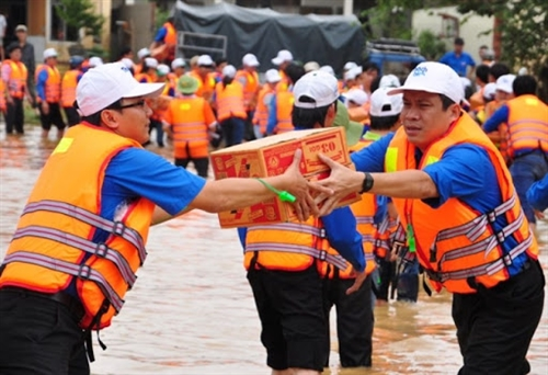 Management of international emergency aid for disaster relief to be tightened