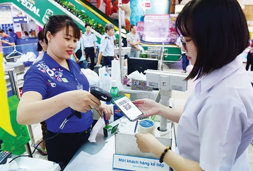 Vietnam wishes to further promote cashless payment