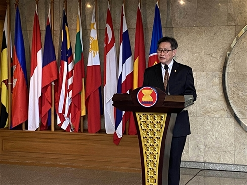 Vietnam demonstrates its leadership in ASEAN: Secretary-General Lim Jock Hoi