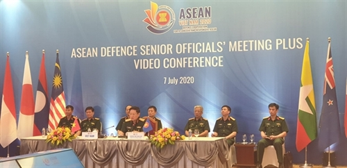 Vietnam stresses cooperation against pandemic at ADSOM