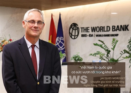 Vietnam good at taking advantage of crisis: WB expert