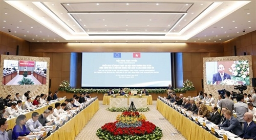 PM: EVFTA like an expressway bringing EU Vietnam closer