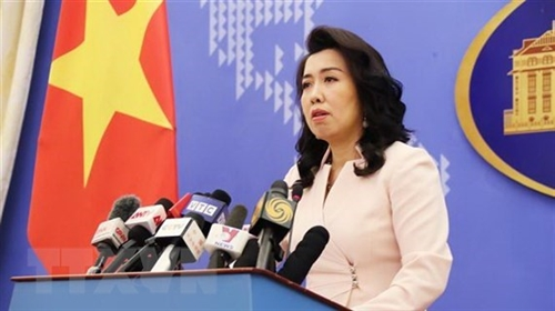 All activities in Hoang Sa Truong Sa without Vietnams permission void: Spokeswoman