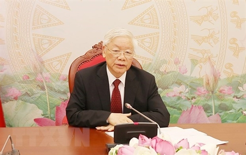 Top leader urges thorough preparations for 13th National Party Congress