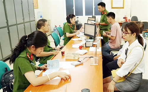 Personal identification numbers to be issued for every citizen