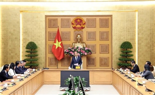 PM hosts Vietnam-ASEAN Economic Cooperation Development Association delegation