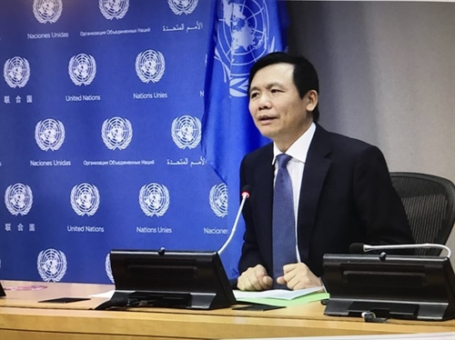 Vietnam assumes UNSC Presidency for second time in 2020-2021 tenure