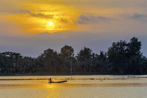 Hau Giang province emerges as a tourism hub of the Mekong River delta