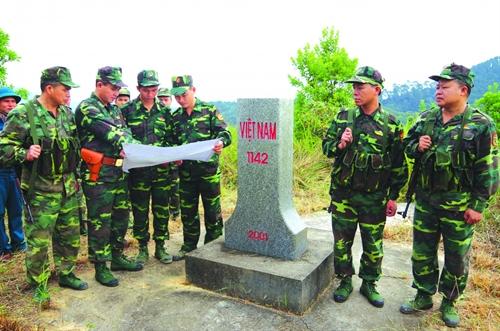 Law on Vietnam Border Defense
