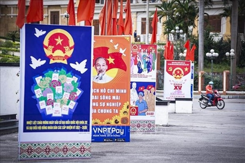 Election preparations ready for voters to go to the polls