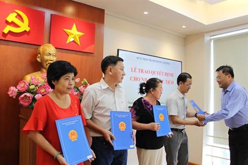 Restoration of Vietnamese citizenship