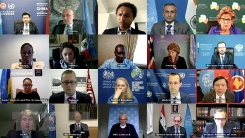 Ambassador reviews Vietnams month-long UNSC Presidency