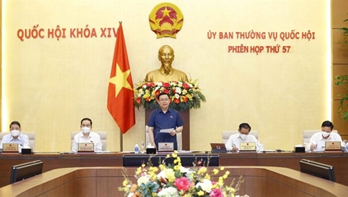 NA Standing Committee convenes 57th meeting