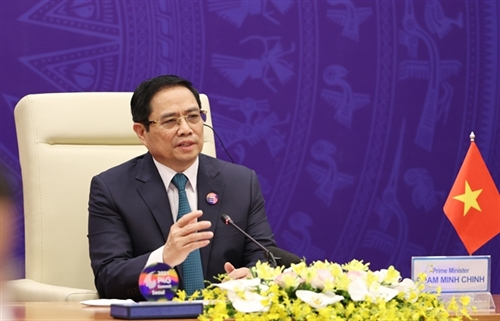Remarks by Prime Minister Pham Minh Chinh at the 2021 P4G Seoul Summit