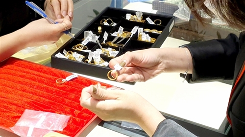 MoF proposes to impose tariff on exported gold