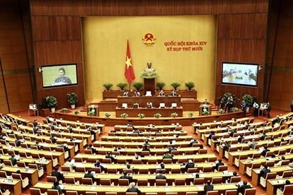 Revised Law on Organization of the National Assembly