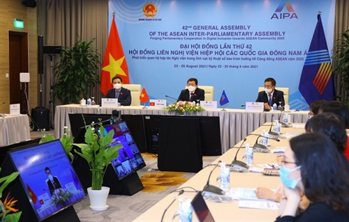 Vietnam calls for cybersecurity cooperation among ASEAN