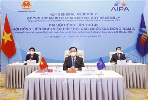 Official highlights outstanding results of AIPA-42