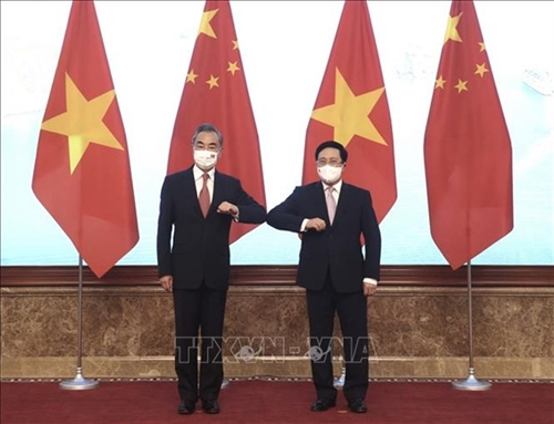 Vietnam China hold 13th meeting of steering committee for bilateral cooperation