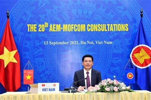 53rd ASEAN Economic Ministers Meeting steps up post-pandemic recovery
