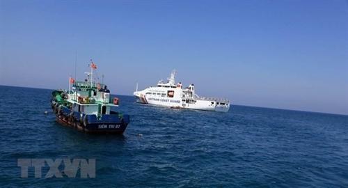 Vietnam keeps close watch on developments in East Sea: spokeswoman
