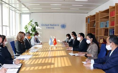 Top legislator hails UNs contributions to Vietnams development